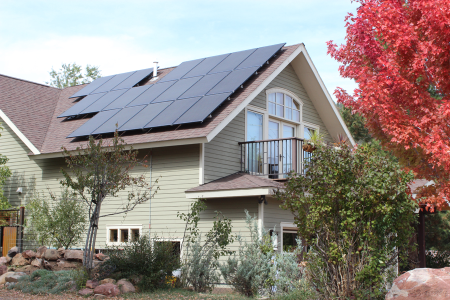 Durango Solar Home Tour